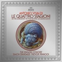 Pinnock Trevor: Vivaldi: The Four Seasons