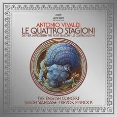Pinnock Trevor: Vivaldi: The Four Seasons