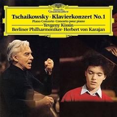 Karajan Herbert von (Герберт фон Караян): Tchaikovsky: Piano Concerto No.1 In B Flat Minor, Op.23, TH.55 / Scriabin: Four Pieces, Op.51