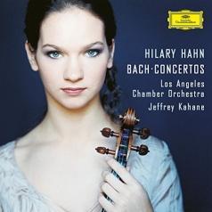 Hahn Hilary (Хилари Хан): Bach: Violin Concertos