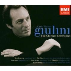 Giulini Carlo Maria (Карло Мария Джулини): Brahms & Bruckner