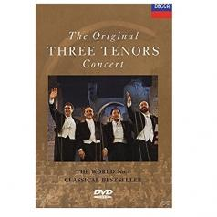 Carreras (Хосе Каррерас): The Original Three Tenors Concert