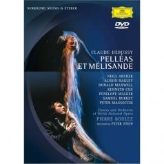 Pierre Boulez (Пьер Булез): Debussy: Pelleas et Melisande