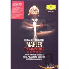 Leonard Bernstein (Леонард Бернстайн): Mahler: Cycle