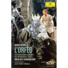 Nikolaus Harnoncourt (Николаус Арнонкур): Monteverdi: L'Orfeo