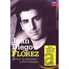 Juan Diego Florez (Хуан Диего Флорес): Donizetti: La Fille Du Regiment/ Don Pasquale