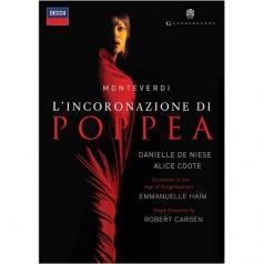 Danielle De Niese (Даниэль Де Низ): Monteverdi: Coronation Of Poppea