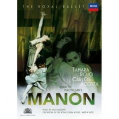 Carlos Acosta (Карлос Акоста): Massenet: Manon