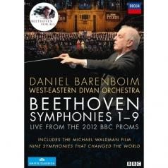 Daniel Barenboim (Даниэль Баренбойм): Beethoven: The Nine Symphonies