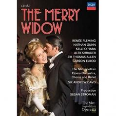 Renee Fleming (Рене Флеминг): The Merry Widow