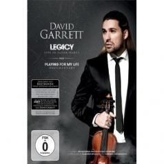 David Garrett (Дэвид Гарретт): Live In Baden Baden