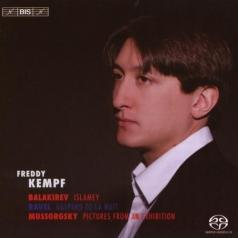 Freddy Kempf (Фредди Кемпф): Mussorgsky: Pictures From An Exhibition; Ravel: Gaspard De La Nuit; Balakirev: Islamey
