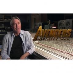 Alan Silvestri (Алан Сильвестри): Avengers: Infinity War