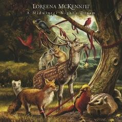 Loreena McKennitt (Лорина Маккеннитт): A Midwinter's Night Dream