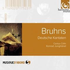 Bruhns / Deutsche Kantaten/Cantus Colln, Konrad Junghanel