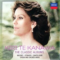 Kiri Te Kanawa (Кири Те Канава): The Classic Albums