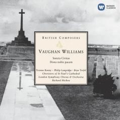 Ralph Vaughan Williams (Ральф Воан-Уильямс): Dona Nobis Pacem/Sancta Civita