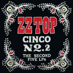 ZZ Top: Cinco: The Second Five Lps