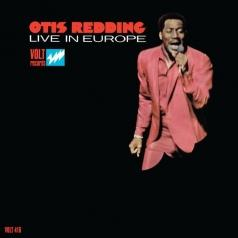 Otis Redding (Отис Реддинг): Live In Europe (50Th Anniversary)