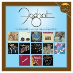 Foghat (ФогХат): The Complete Bearsville Albums Collection
