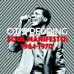 Otis Redding (Отис Реддинг): Soul Manifesto 1964-1970