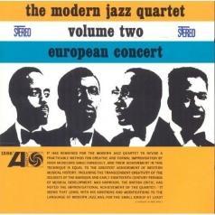 The Modern Jazz Quartet (МодернДжазКвартет): European Concert Volume Two
