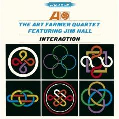 The Art Farmer Quartet: Interaction