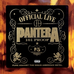 Pantera (Пантера): Official Live: 101 Proof