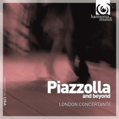 London Concertante: Piazzolla And Beyond/London Concertante