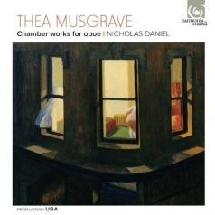Nicholas Daniel: Musgrave Thea (B.1928): Chamber Works For Oboe