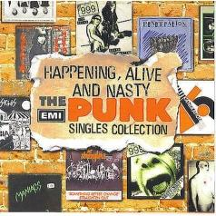 Happening Alive (Хаппенинг Алайв): Happening, Alive And Nasty - The Emi Punk Singles