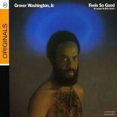Grover Washington Jr. (Гровер Вашингтон): Feels So Good
