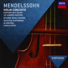 Kyung Wha Chung (Чон Кён Хва): Mendelssohn: Violin Concerto