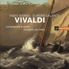 Fabio Biondi (Фабио Бьонди): Concerti Con Titoli