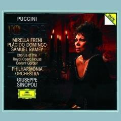 Giuseppe Sinopoli (Джузеппе Синополи): Giacomo Puccini: Tosca