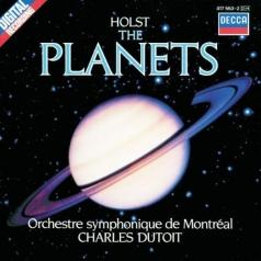 Charles Dutoit (Шарль Дютуа): Holst: The Planets