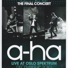 A-Ha (A-Хa): Ending On A High Note - Final Concert