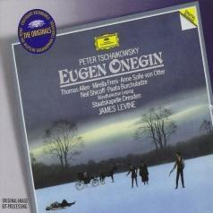 James Levine (Джеймс Ливайн): Tchaikovsky Eugen Onegin