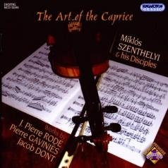 Szenthelyi Miklos: The Art Of The Caprice
