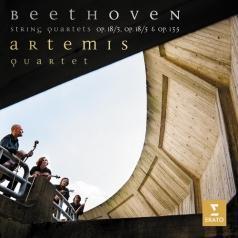 Artemis Quartet (Артемис Квартет): String Quartets Op.18/5, 18/3, 135/9