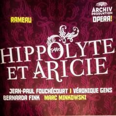 Marc Minkowski (Марк Минковски): Rameau: Hippolyte Et Aricie
