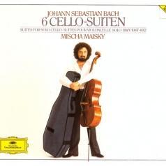 Миша Майский: Bach: Cello Suites