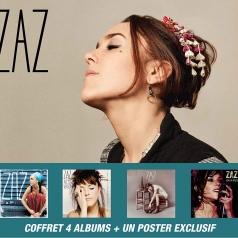 ZAZ (Изабель Жеффруа): Coffret 4 Albums