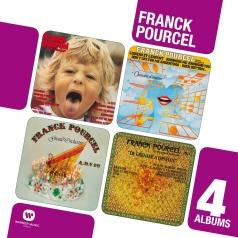 Franck Pourcel (Франк Пурсель): Coffret 4 Albums