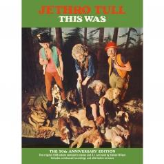 Jethro Tull (Джетро Талл): This Was (The 50Th Anniversary Edition)