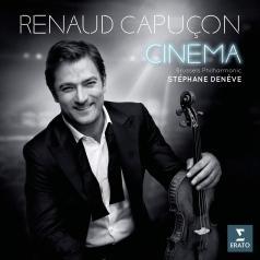 Renaud Capucon (Рено Капюсон): Cinema