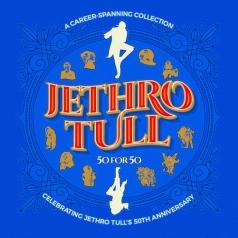 Jethro Tull (ДжетроТалл): 50 For 50