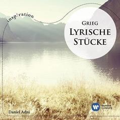 Adni (Даниел Адни): Grieg: Lyrische Stücke / Lyric Pieces