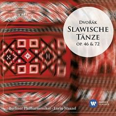 Lorin Maazel (Лорин Маазель): Dvorak: Slawische Tänze / Slavonic Dances  Op. 46 & 72