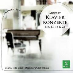 Guschlbauer Pires (Гушльбауэр Пирес): W.A. Mozart: Klavierkonzerte Nr. 13, 14 & 23